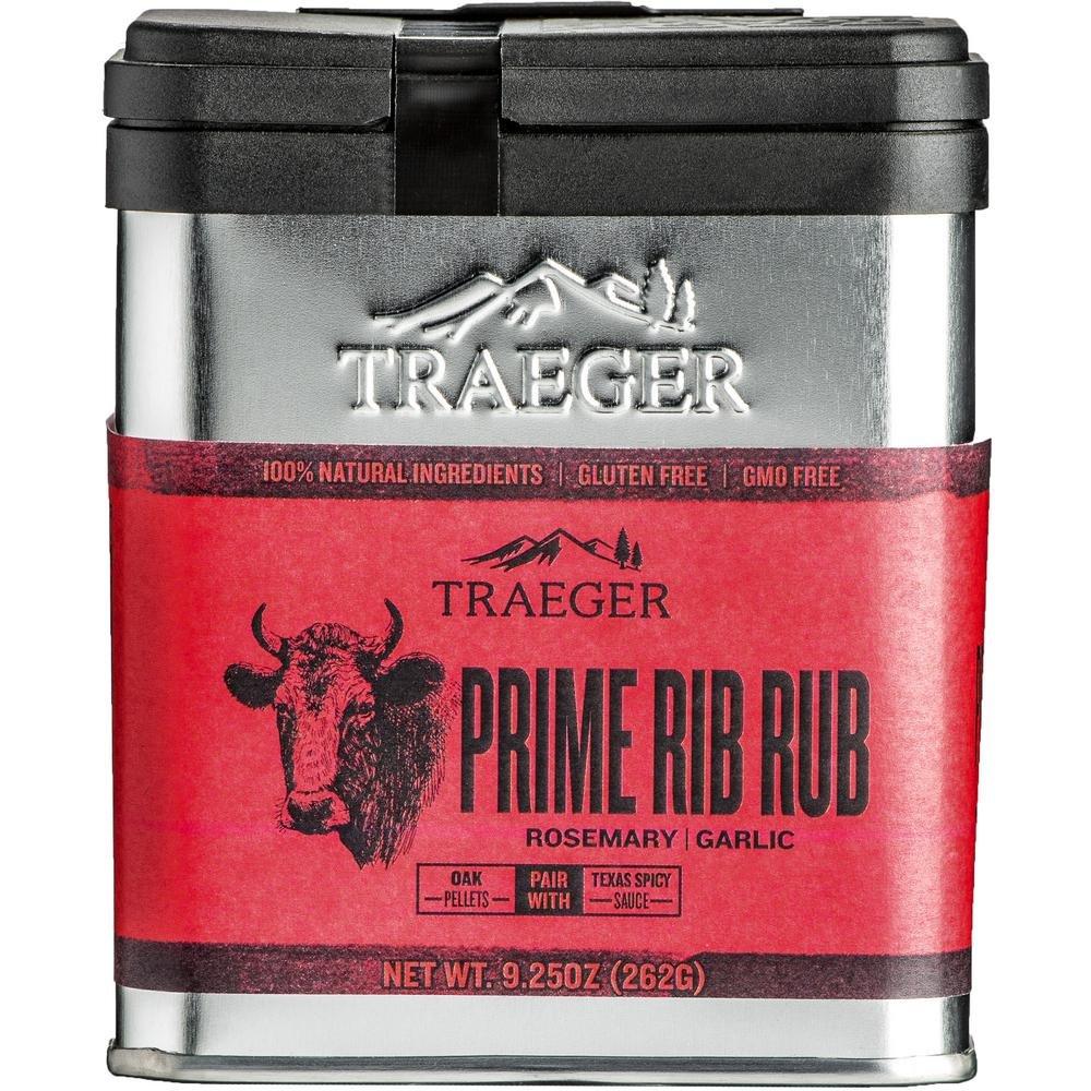 Traeger Prime Rib Rub + Coffee Rub + Pork and Poultry Rub (Set of 3)