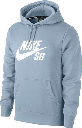 Blau weißer Nike sb pulli