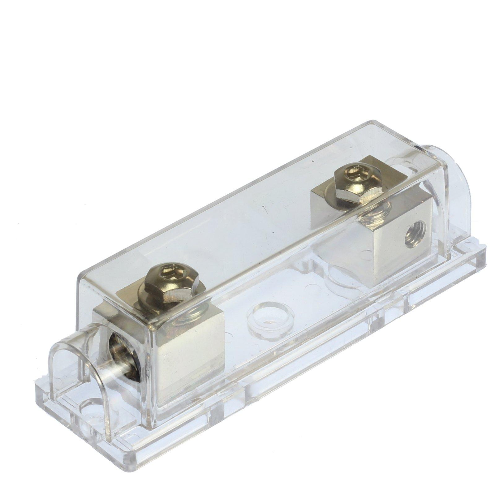 (1) 350 AMP ANL Fuse & (1) Inline Fuseholder Battery Install Kit 1/0 Gauge 1FT by 12voltnet (Image #7)