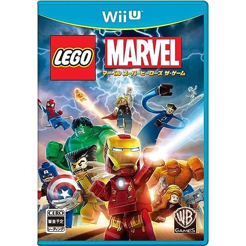 ワーナーブラザーズ LEGO (R) マーベル スーパー・ヒーローズ ザ・ゲーム