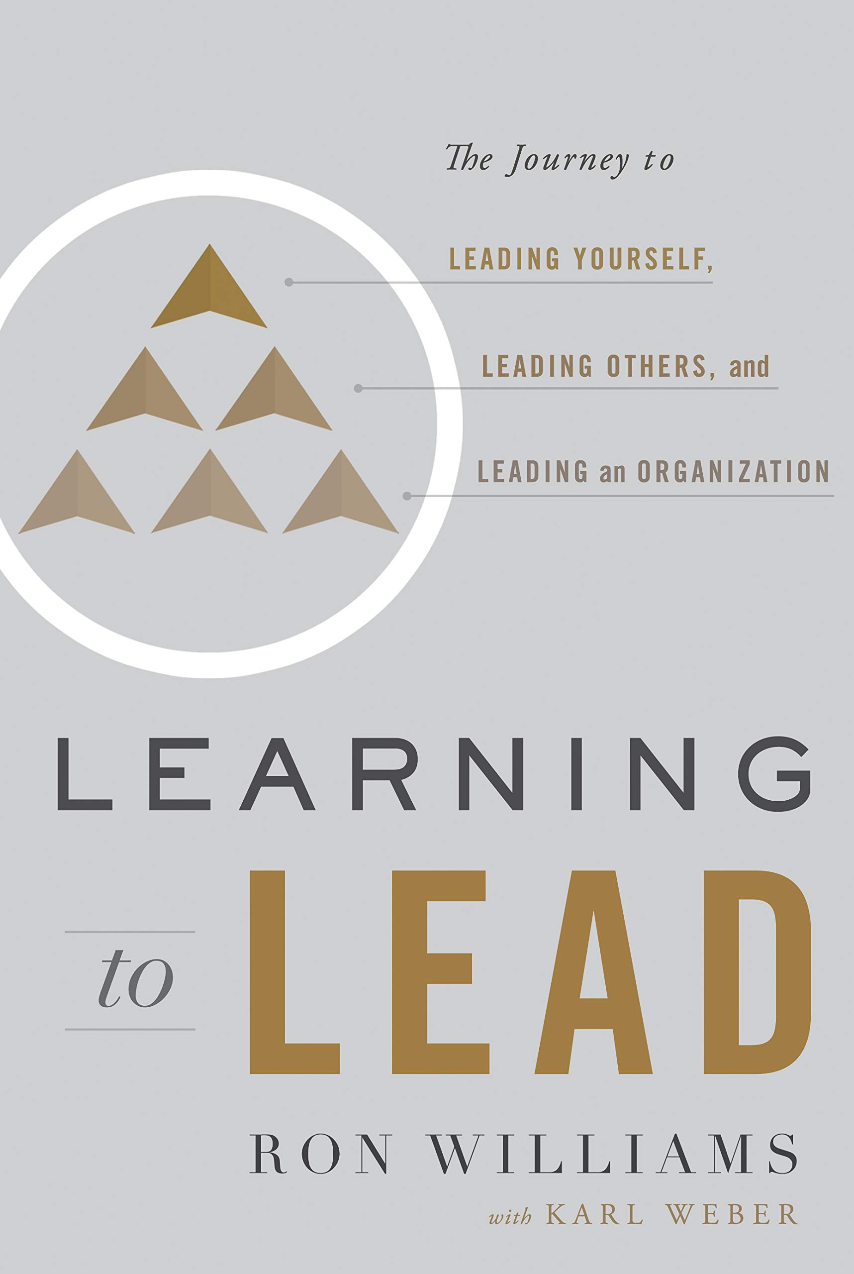Learning to Lead: The Journey to Leading Yourself, Leading ...