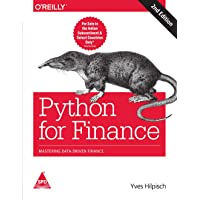 Python for Finance: Mastering Data-Driven Finance, Second Edition
