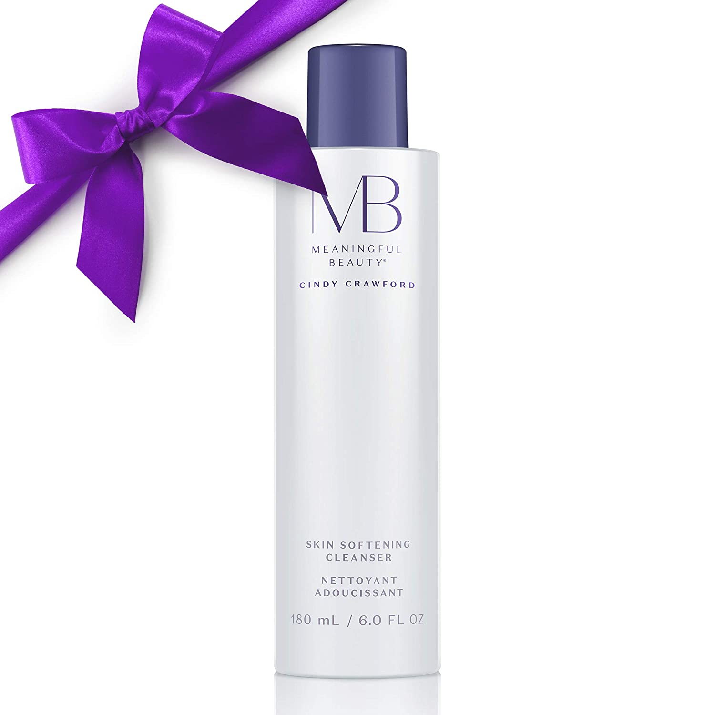Meaningful BeautySkin Softening Cleanser , Non-Foaming, Oil Free, Fragrance Free Wash