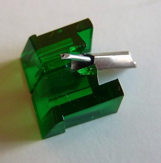 Amazon.com: 706-D7 Vinilo Tocadiscos Diamond Tip Aguja ...