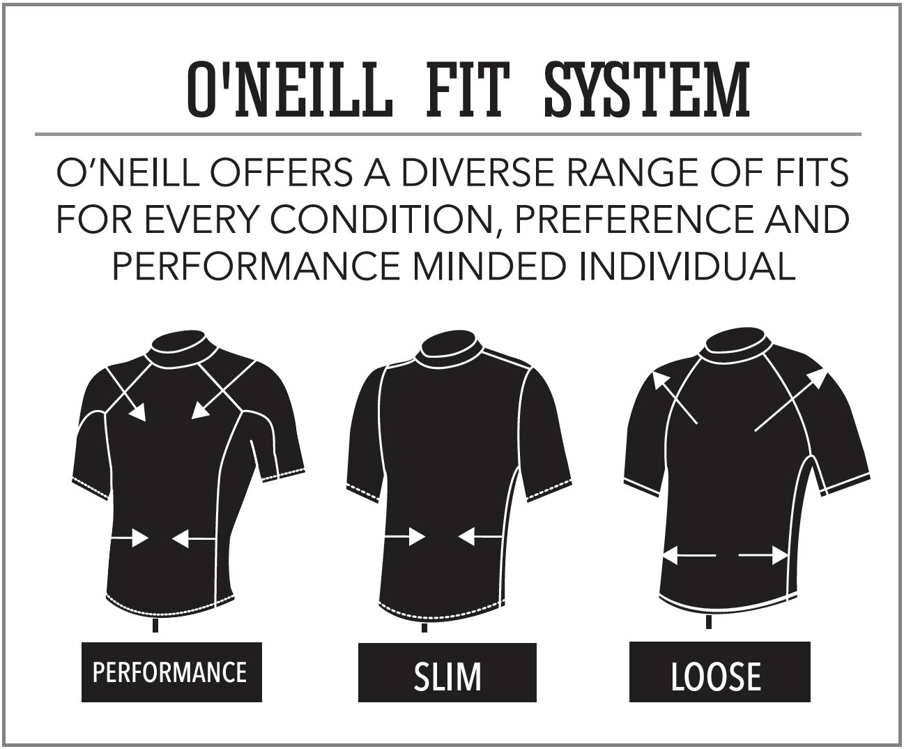 O'Neill Wetsuits Men's Basic Skins UPF 50+ Long Sleeve Sun Shirt, Smoke, Medium by O'Neill Wetsuits (Image #3)