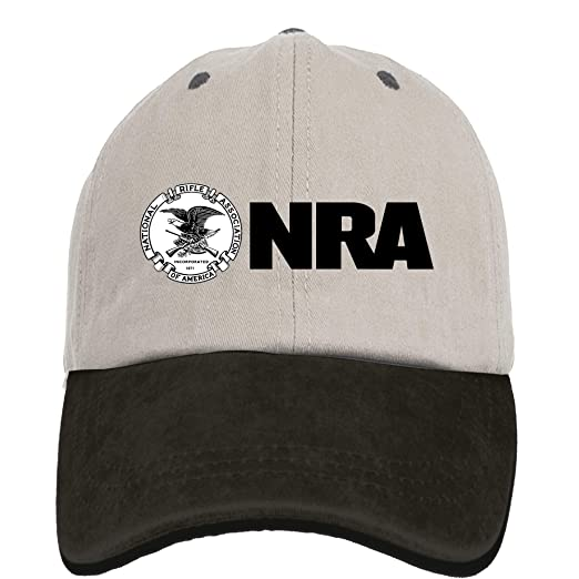 NRA National Rifle Association Unisex Adjustable Baseball Caps Gym Dad Cap aa13c2153705