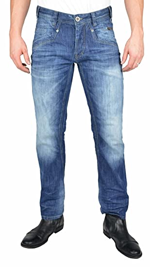 PME LEGEND Herren Straight Fit Jeans blau 30 / 32
