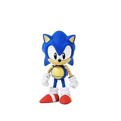 "Sonic 1991 5"" Action Figure: Toys & Games"
