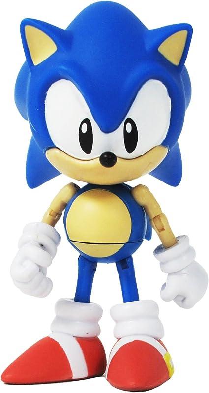 Amazon Com Sonic 1991 5 Action Figure Toys Games