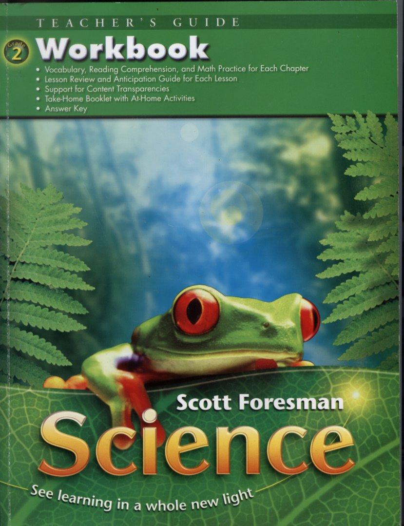 SCIENCE GRADE 2 WORKBOOK TEACHERS GUIDE: 9780328126057: Amazon.com: Books