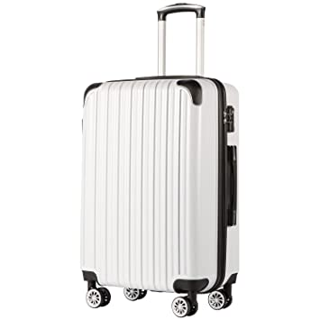 d7a98441a7c Amazon.com   COOLIFE Luggage Expandable(only 28
