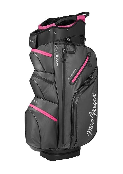 MACGREGOR MACBAG135 - Bolsa de Golf para Mujer, Color carbón ...