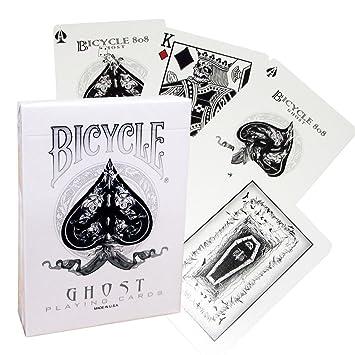Bicycle bghos - 52 Cartas de Juegos tamaño Poker, 2 Jolly ...