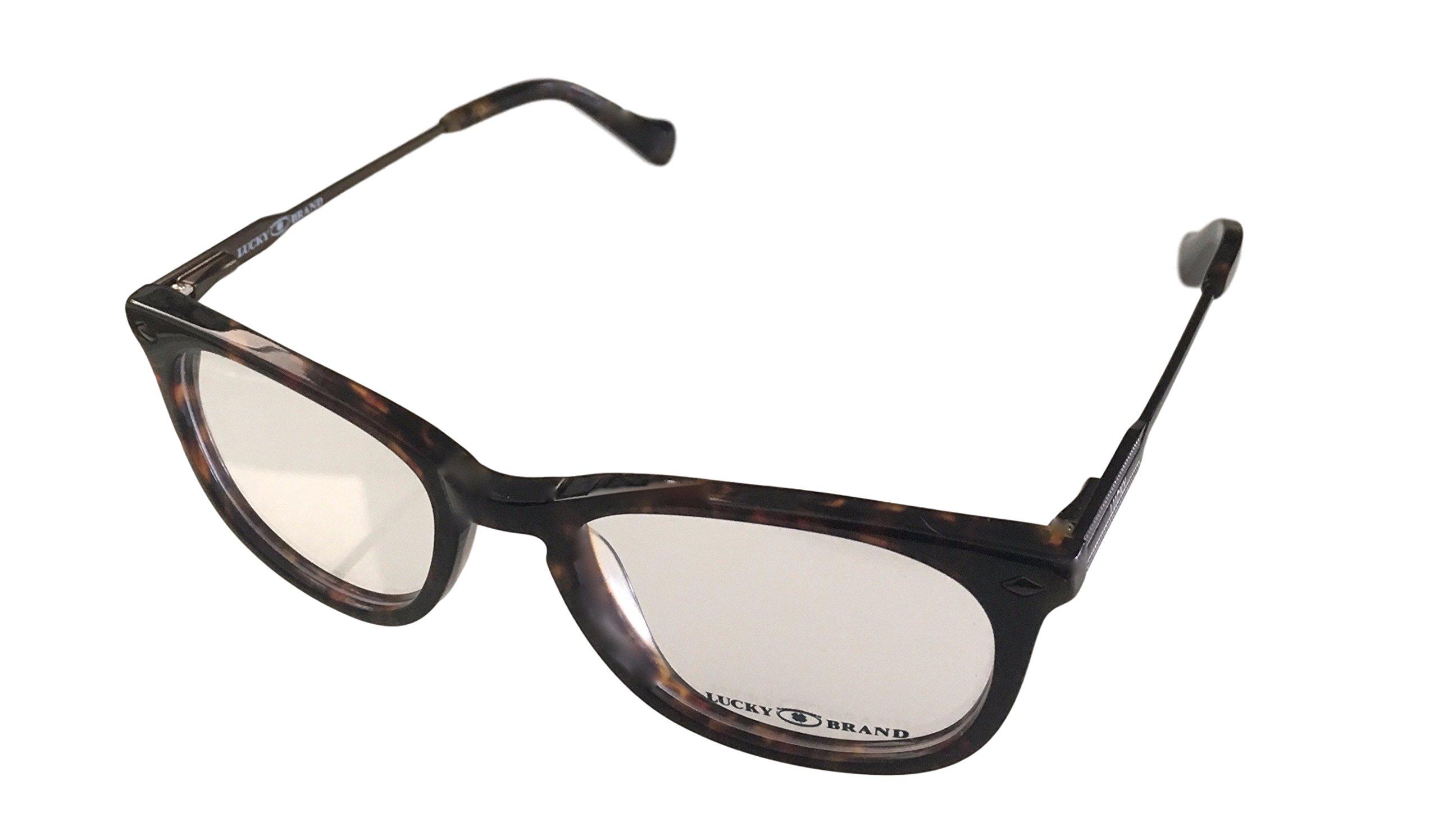 Lucky Brand Spectator Eyeglasses Tortoise