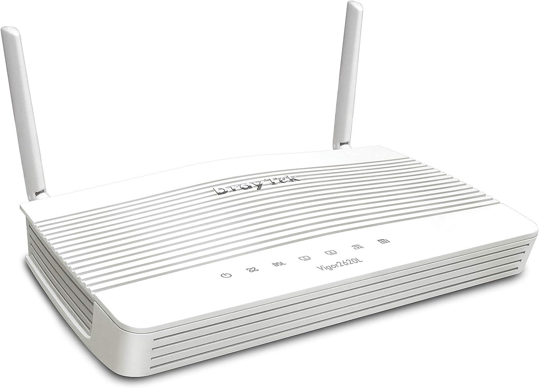 DrayTek Vigor 2620L-B LTE//ADSL2+//VDSL2 Modem-routeur Ann.B
