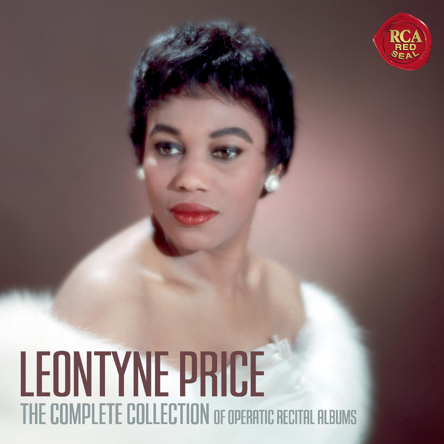 Leontyne Price - The Complete Album Collection of Opera Arias and Duets by Sony Classical