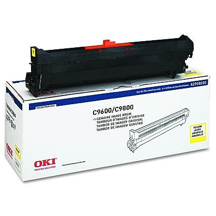 OKI Type C7 Original - Tambor de impresora (Original, Amarillo ...