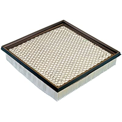 Luber-finer AF5205 Heavy Duty Air Filter: Automotive