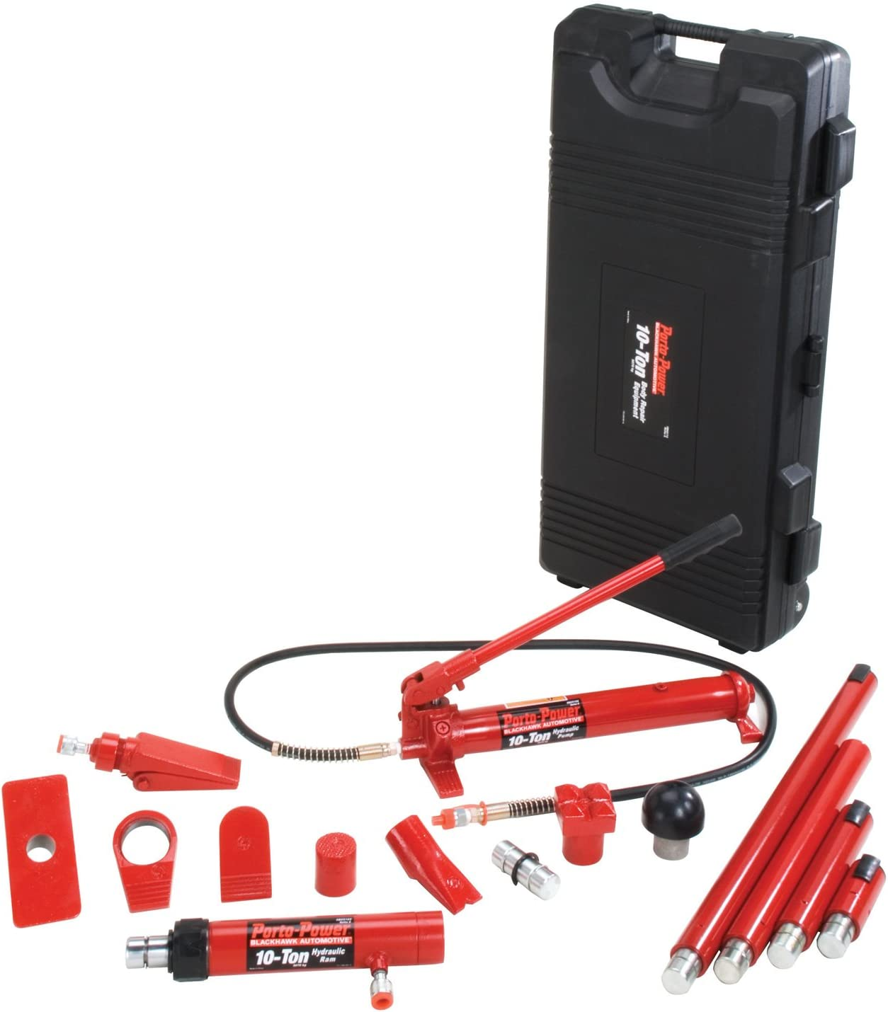 10 TON 6 in RAM  PORTA POWER RAM HI QUALITY REPLACES BIG RED BLACK HAWK OTC