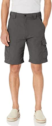 Wrangler Men's Authentics Outdoor Nylon Cargo Short