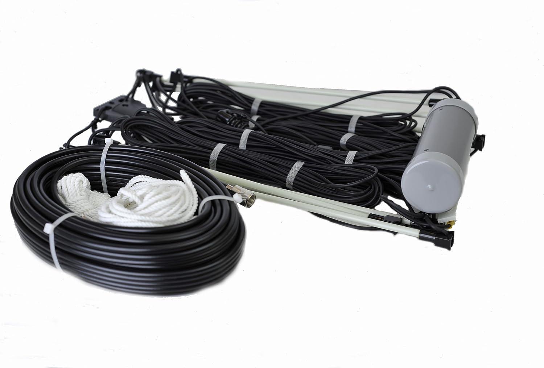 AH710 ICOM 1.9 – 30 MHz Antena dipolo de Plegado: Amazon.es ...