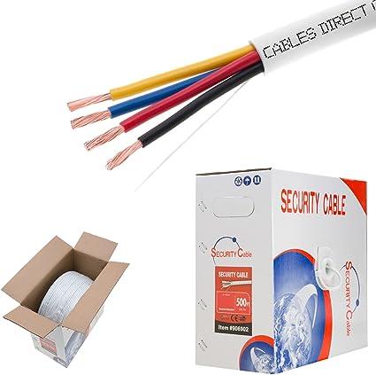 18 SWG Cobre Estañado Cable 5 Metros Fusible Cable 45 Amp