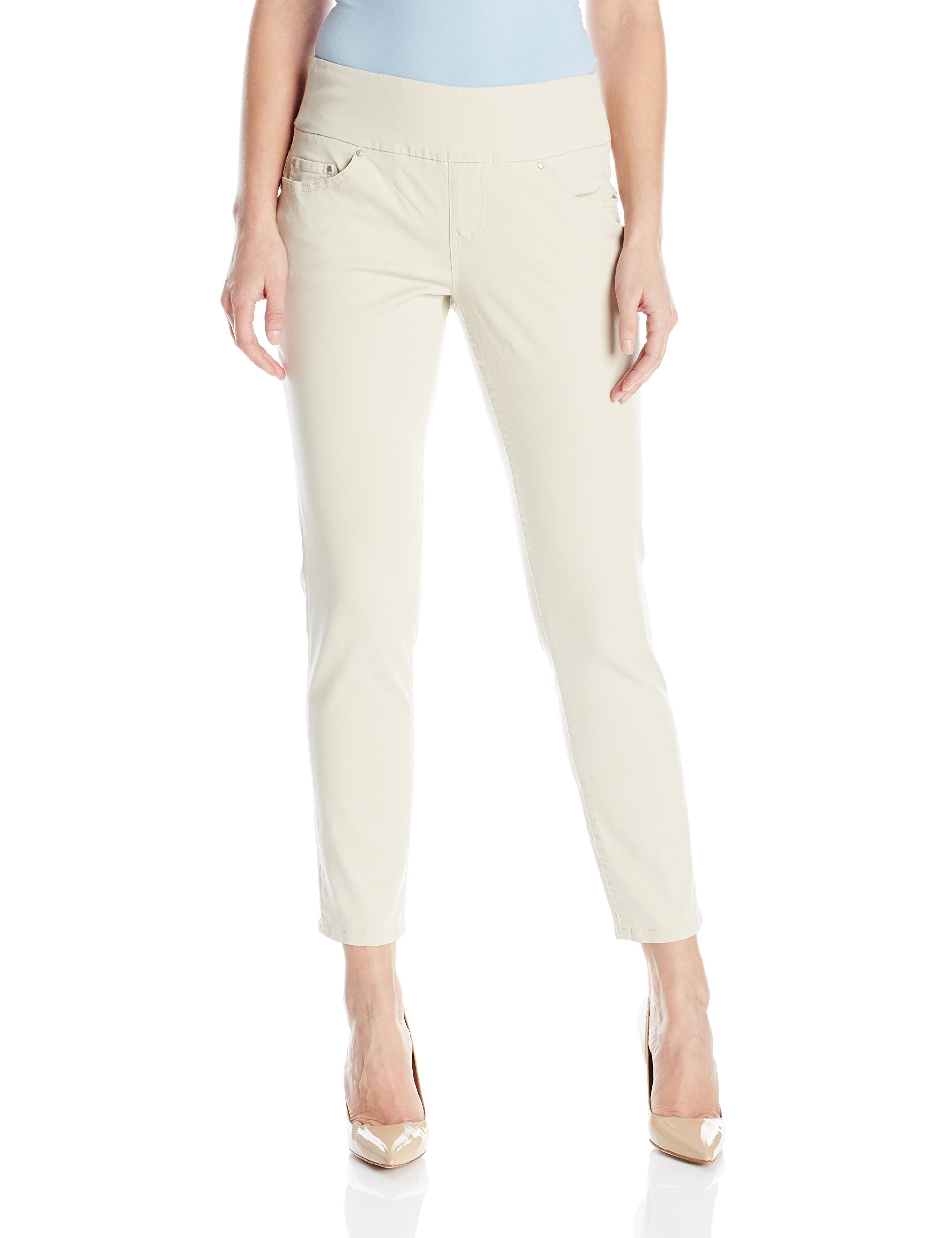 Jag Jeans Women's Amelia Slim Ankle Pull on