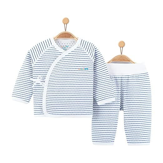 6f2620a8753d Newborns Clothes Soft Cotton Baby Boys Girls 3 6 Months Pajamas Clothing  Set Spring Summer Toddler