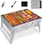 barbecue portable gifort