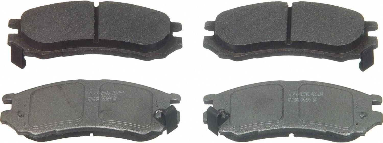 MX289 ThermoQuiet Brake Pads