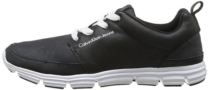 JimmyBar Marlon Shiny Buffalo Nylon - Plano Hombre: Amazon.es: Zapatos y complementos