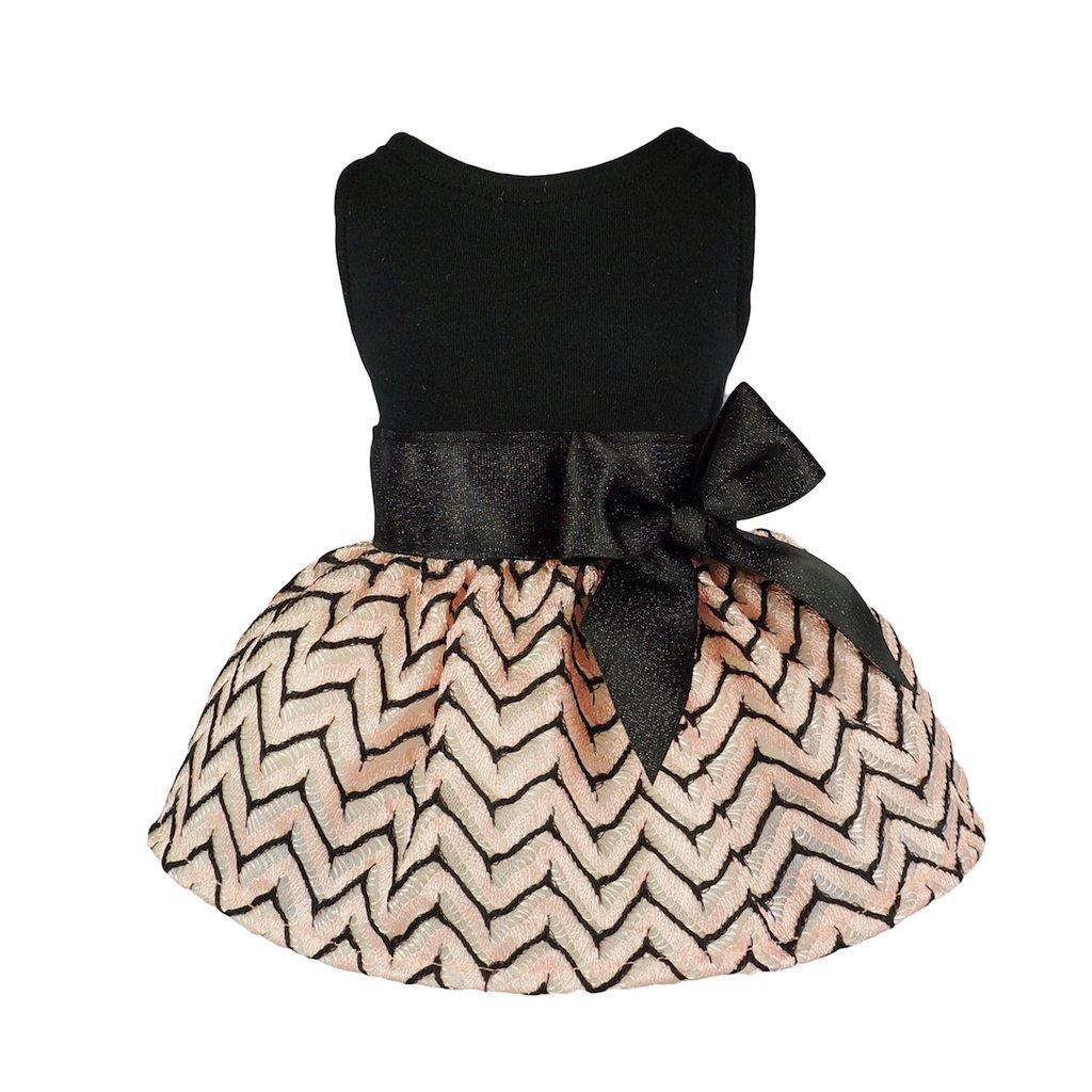 Fitwarm Elegant Princess Pet Dress for Dog Clothes Vest Shirts, Salmon, Large