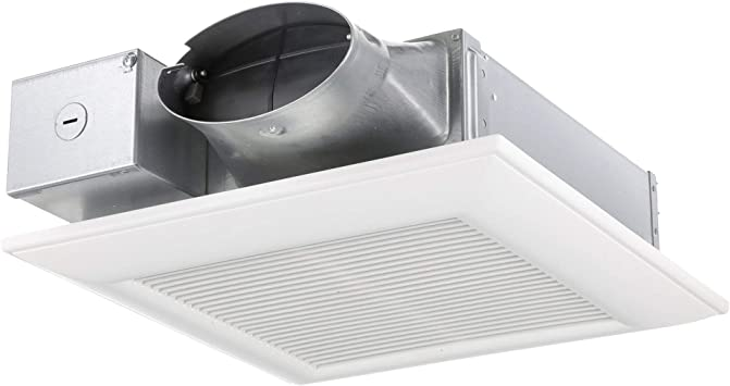 Panasonic Fv 0510vs1 Whispervalue Dc Ventilation Fan 50 80 100 Cfm Amazon Com