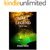 Matt Legend: Veil of Lies book cover