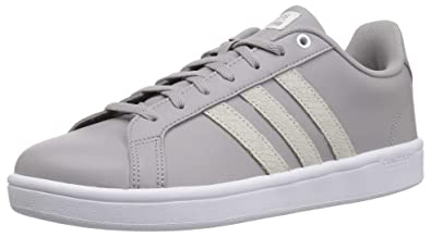 512244358 adidas Women s Cf Advantage Sneaker White Light Granite