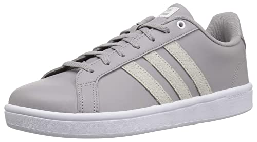 arrives 2620e 7d145 adidas Women s Cf Advantage Sneaker White Light Granite, ...