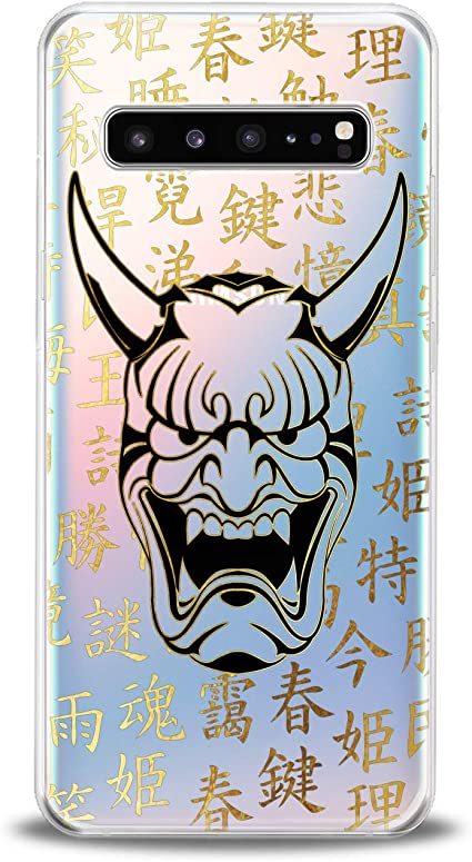 pattern of masks Samsung S10 Case