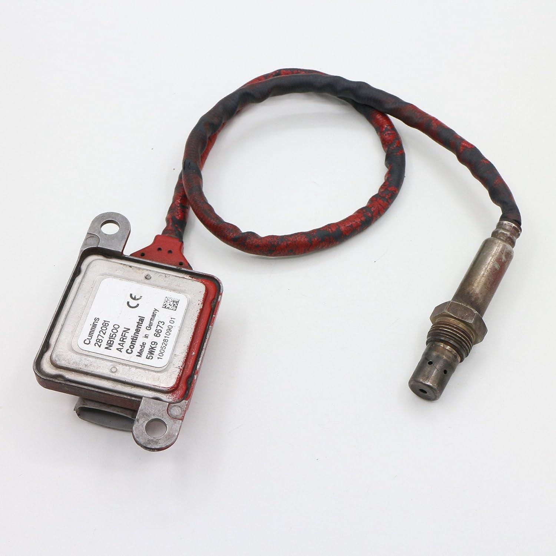 2872081 Nox Sensor Nitrogen Oxide sensor For CUMMINS, Gauges