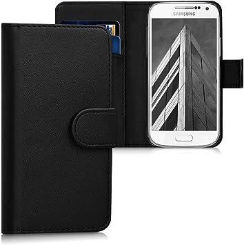 kwmobile Funda Compatible con Samsung Galaxy S4 Mini: Amazon.es: Electrónica