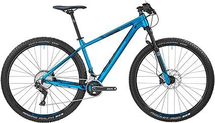 Bergamont Revox 7.0 29 bicicleta de montaña azul/negro 2017 ...