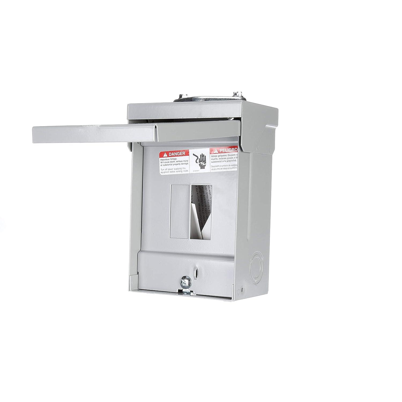 Murray Lw002gru 60a Circuit Breaker Enclosure Box Choosing The Right Breakers At Home Depot