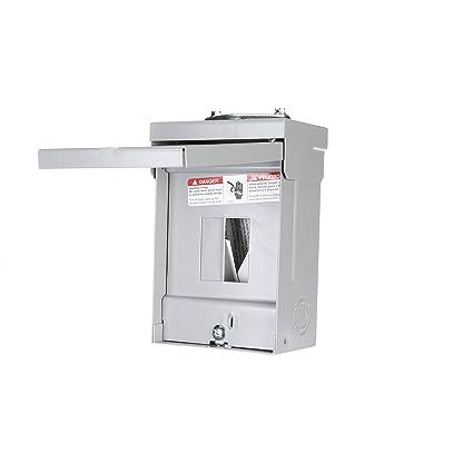 murray lw002gru 60a circuit breaker enclosure 20 Amp Fuse