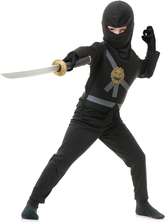 Amazon.com: Charades Ninja Avenger Disfraz infantil, Ninja ...