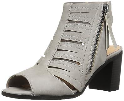 Easy Street Women's Karlie Heeled Sandal, Cloud Grey Burnish, ...