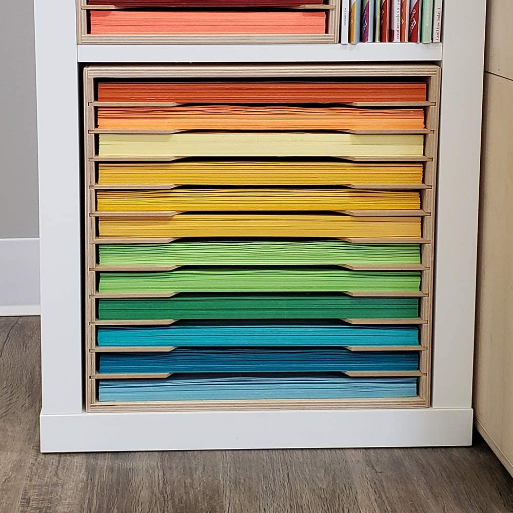 Paper Holder - 12x12 for IKEA
