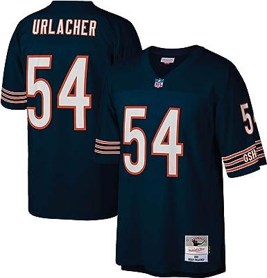 Amazon.com: Brian Urlacher Men's Legacy Jersey: Clothing