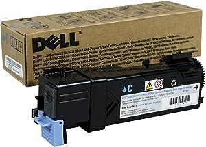 Dell P238C 1320C 2130 2135 Toner Cartridge (Cyan) in Retail Packaging