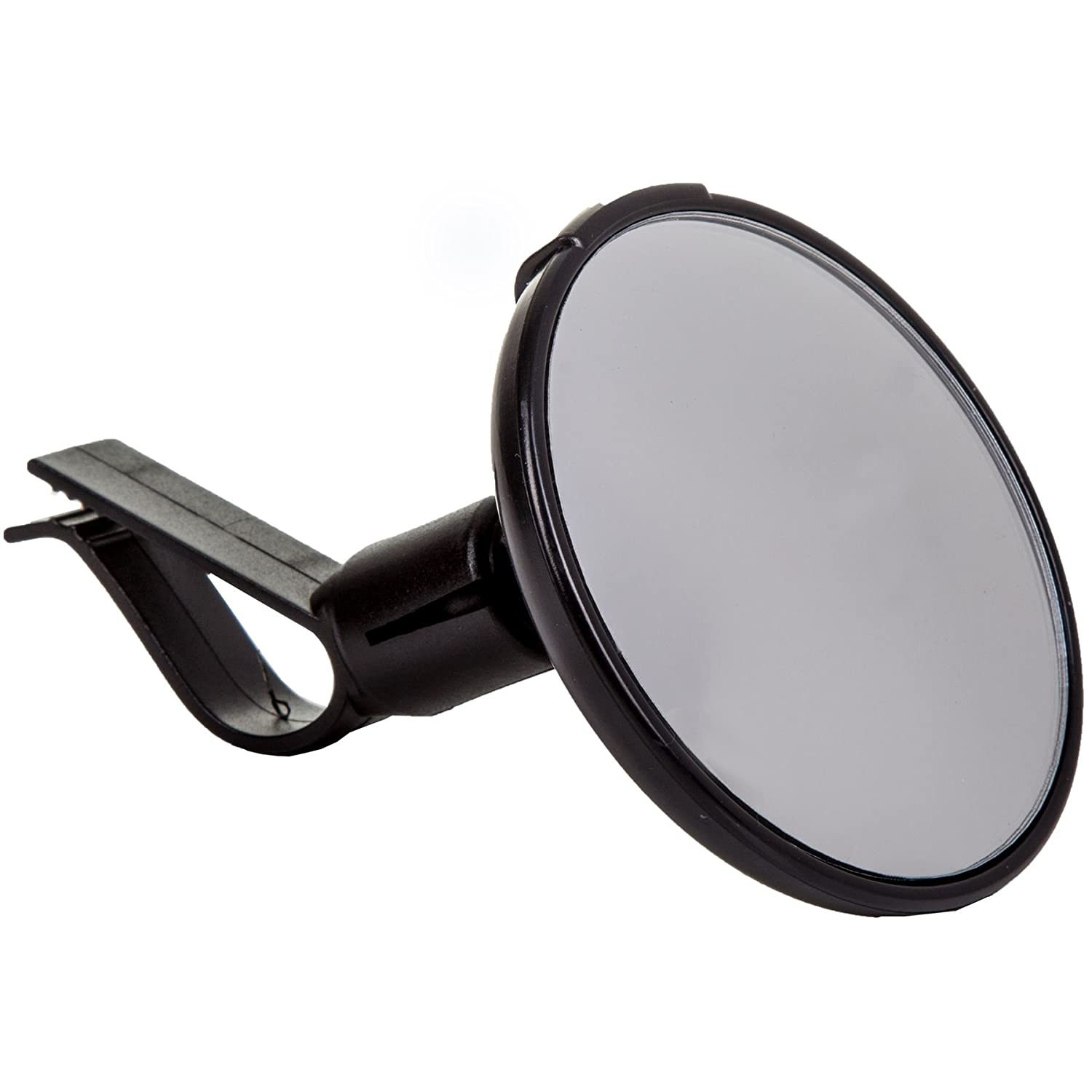 Wide Angled Car Rear View Mirror Rotatable Baby Seat Viewer