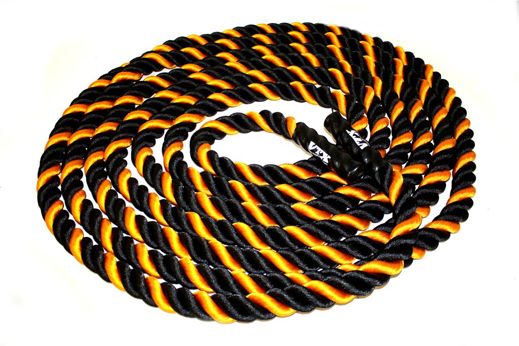 Troy Barbell & Fitness VTX USA Training Rope 40ft. 1.5'' by VTX