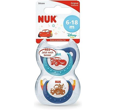 NUK 10176136 de silicona Chupete